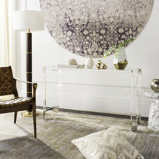 Compare & Buy Korhonen Console Table By Mercer41