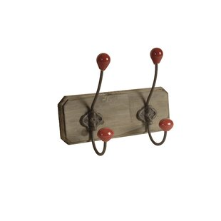 Ethel Wall Mounted Coat Rack By Borough Wharf