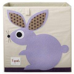 Rabbit Storage Fabric Cube