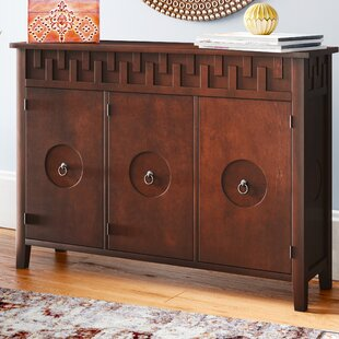 Reviews Dilan Accent Cabinet By World Menagerie