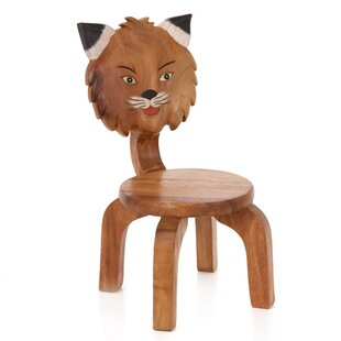 Fox Children's Novelty Chair By Just Kids