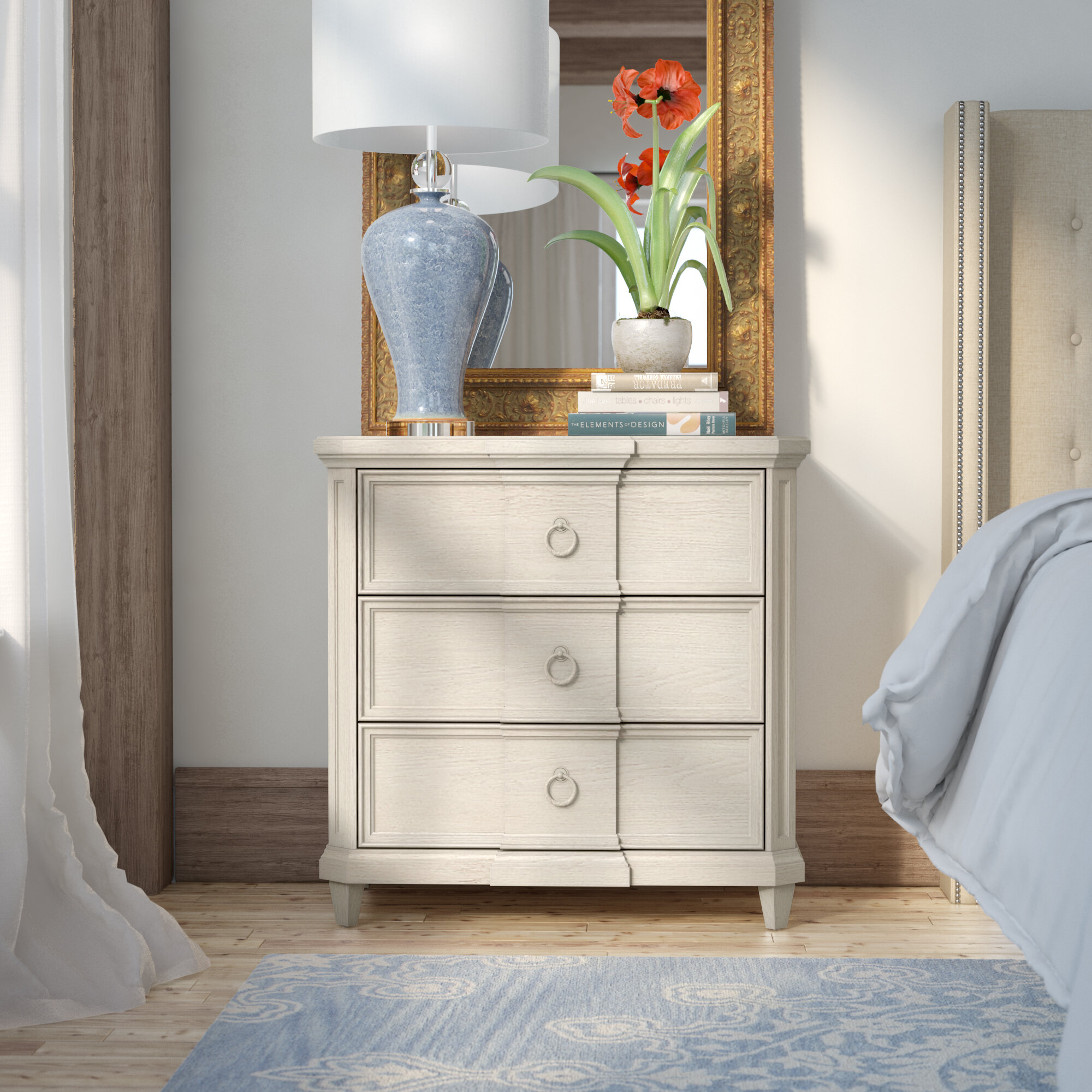 south shore chest wid essentials qlt nightstand hei drawer spin white p prod