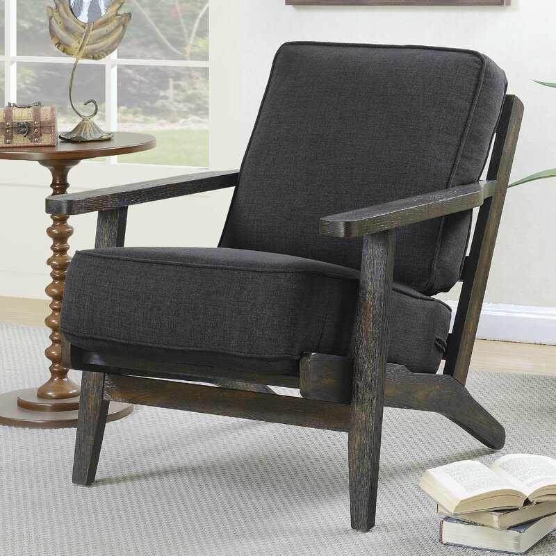 Lovely Lora Accent Armchair