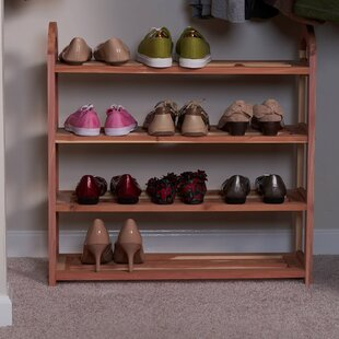 Household Essentials Shoe Storage Bench