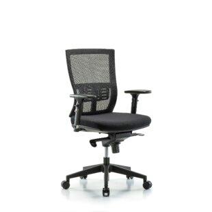 Symple Stuff Flora Desk Height Ergonomic Office Chair