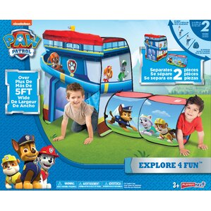 Paw Patrol Explore 4 Fun Play Tent  sc 1 st  Wayfair & Firehouse Outdoor Play Tents u0026 Teepees Youu0027ll Love | Wayfair
