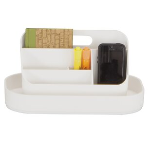 Safco Products Company Portable Caddy Desktop Organizer