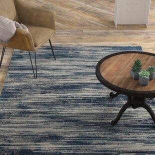 Buy Burgos Aqua/Off-White Area Rug By Williston Forge