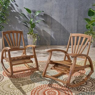 Looking for Youmans Rocking Chair (Set of 2) Good price