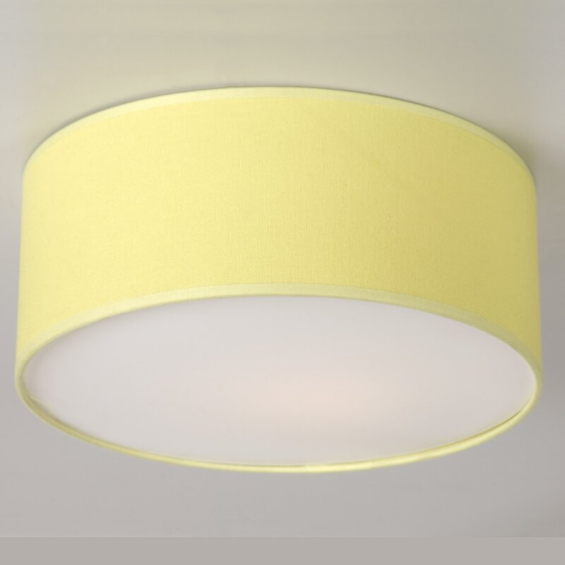 30cm Straight Time Drum Lamp Shade