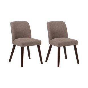 Emery Upholstered Dining Chair (Set Of 2) By Simpli Home