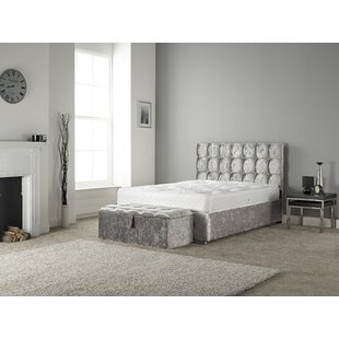 Correa Upholstered Bed Frame By Rosdorf Park