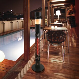 Heat Sound Patio Heater By Schuller