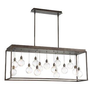 Gracie Oaks Fenagh 15-Light LED Pendant