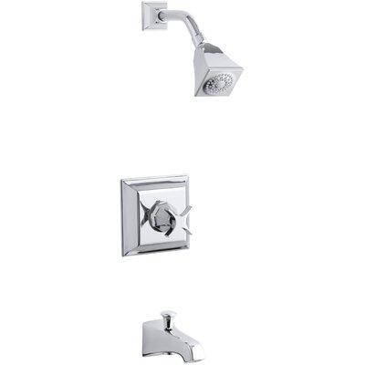 Kohler Memoirs Stately Rite-Temp Pressure-Balancing Bath and Shower ...
