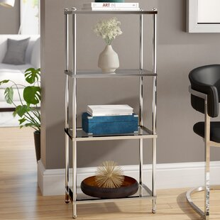 Stamford Etagere Bookcase by Wrought Studio Reviews