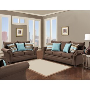 Latitude Run Milner Living Room Set