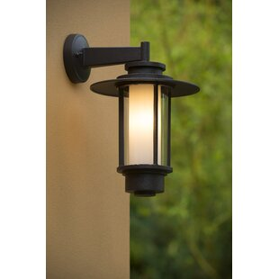 Goess 1-Light Outdoor Wall Sconce By Lucide