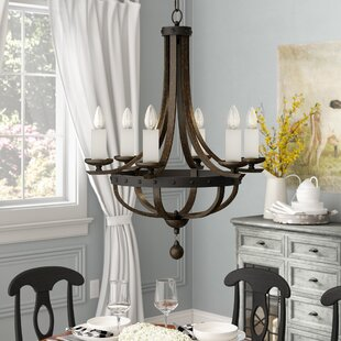 Betty-Jo 6-Light Empire Chandelier