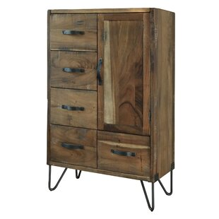 Artisan Home Furniture 5 Drawer Gentleman&#x..