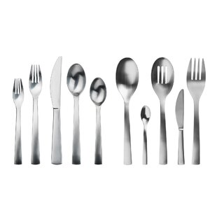 Carry On 45 Piece Flatware Set, Service for 8