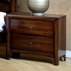 Marcel 2 Drawer Nightstand