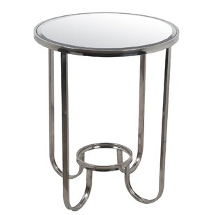 Kinnison End Table by Orren Ellis