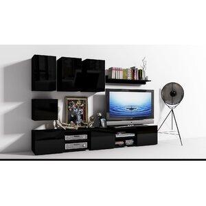 Wohnwand für TVs bis zu 100