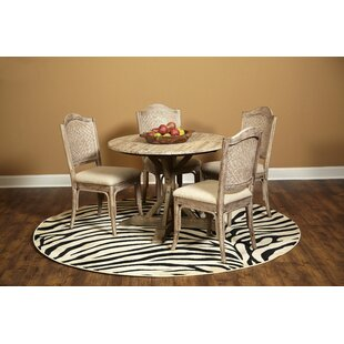 One Allium Way Dupre Wood Dining Table