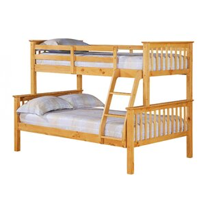 Caden Single Bunk Bed By Harriet Bee