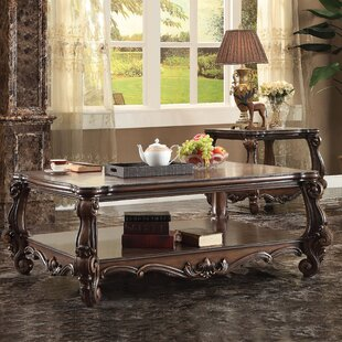 Welton 2 Piece Coffee Table Set