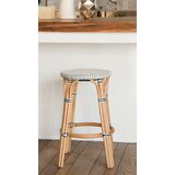 Kenneth Bistro Backless 30.5 Bar Stool by Bay Isle Home