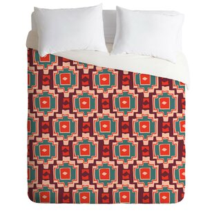 East Urban Home Sunbaked Southwest Duvet Cover Set
