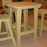 Mcclung Wood Bar Table