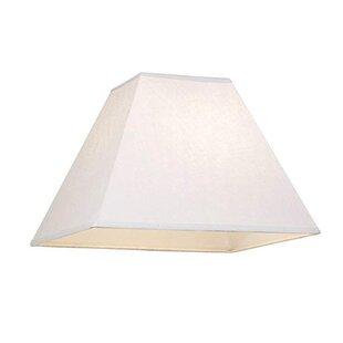 10 Linen Square Lamp Shade