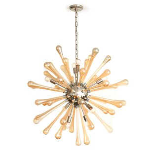 Elba 8-Light Chandelier by PoliVaz