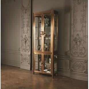 Apothecary Vitrine Curio Cabinet