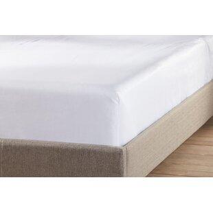Coyuchi Organic Cotton Box Spring Mattress Protector