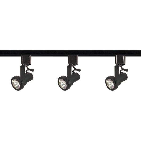 Nuvo lighting gimbal 3 light line voltage ring track kit reviews nuvo lighting gimbal 3 light line voltage ring track kit reviews wayfair aloadofball Image collections