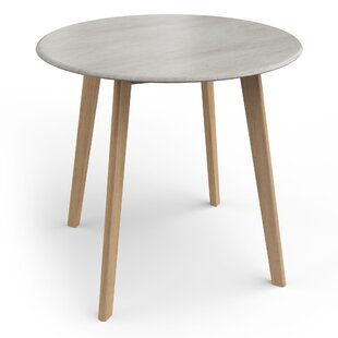 Lanoue Faux Concrete Dining Table Turn on the Brights