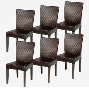 TK Classics Napa Patio Dining Chair (Set of 6)