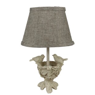 Read Reviews Delilah Spring Blessings 13 Table Lamp By Ophelia & Co.