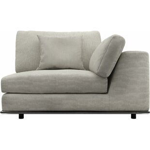 Syd Right Facing Sectional with Ottoman