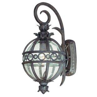Astoria Grand Weldy Outdoor Wall Lantern