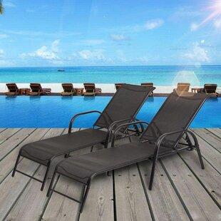 Goncalvo Sun Lounge Set