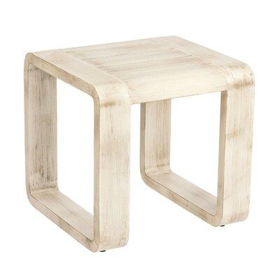 Vale Metal Side Table by Woodard Design