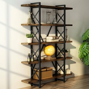 Babbitt Etagere Bookcase by Gracie Oaks Sale