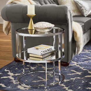 Collazo End Table by Orren Ellis