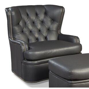 Wingback Swivel Chair by Fairfield Chair