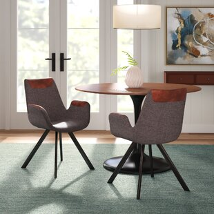 Frederick Vintage Upholstered Dining Chair (Set of 2)